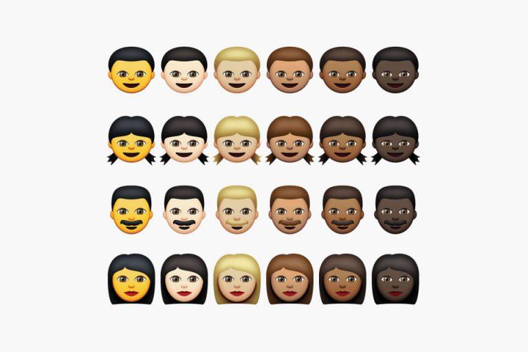 Comment activer les New Emojis Black – Blanc – Beur de Apple dans l'iOS 8.3