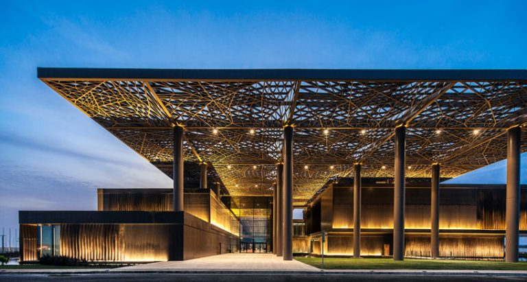 Un joyau du Sénégal: Le Centre international de conférences de Dakar