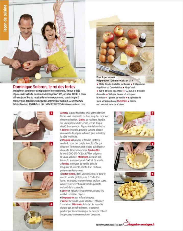 Recette de tarte aux pommes facile pour les étudiants