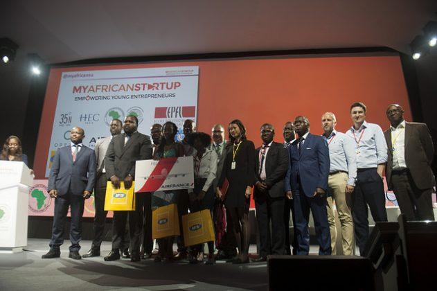 Crowd Saving, Airshop et Bloodbook, meilleurs projets de MyAfricanStartUp 2015 -2