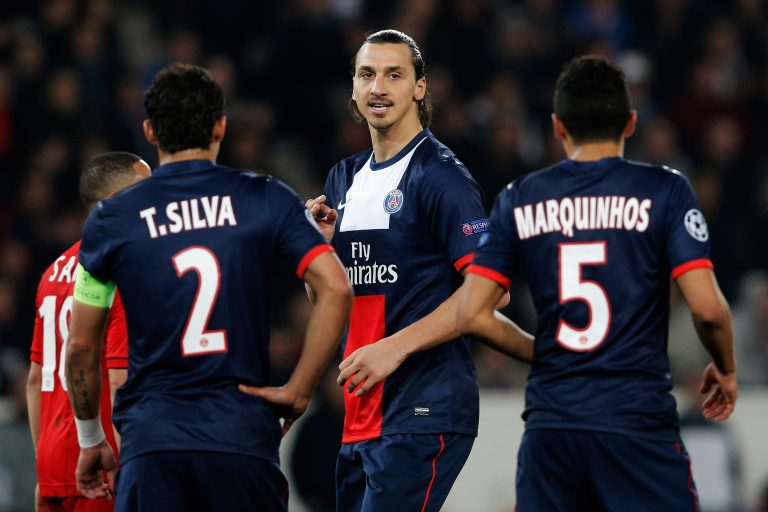 Trophée des Champions 2015 : Paris Saint-Germain contre l'Olympique Lyonnais à Montréal