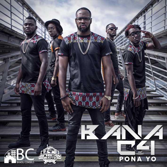 Bana C4 : Le nouvel album Pona Yo en téléchargement gratuit