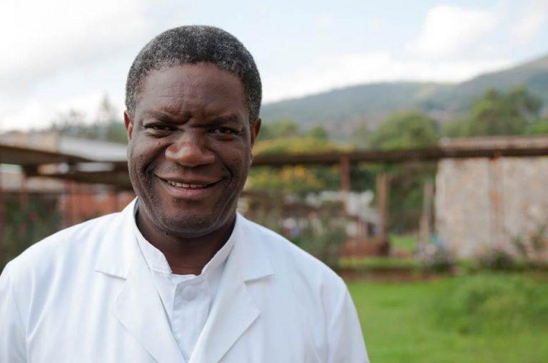 Dr. Denis Mukwege : L'homme qui murmure le cri des femmes.