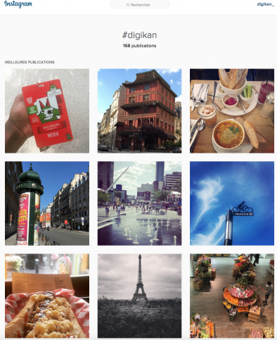 Instagram permet enfin de faire des recherches spécifiques sur ordinateur - digikan - 3