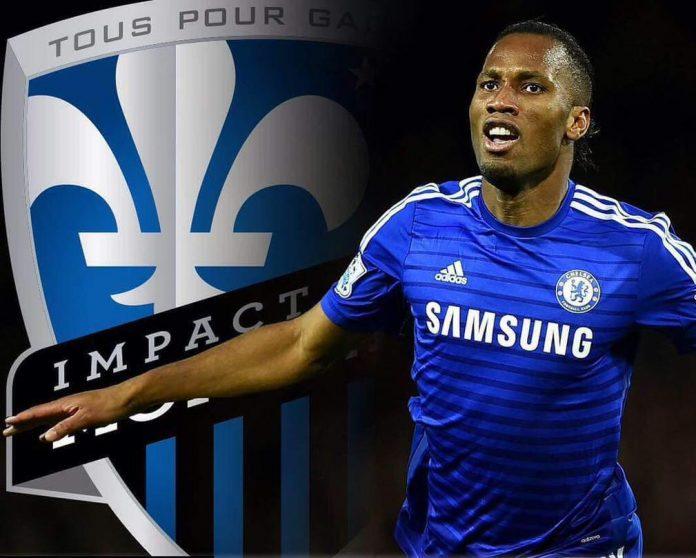 L'Impact fait l'acquisition de l'attaquant Didier Drogba