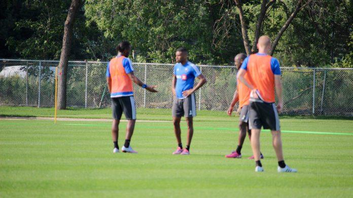 Anthony Jackson-Hamel - Apprenti Attaquant de Didier Drogba