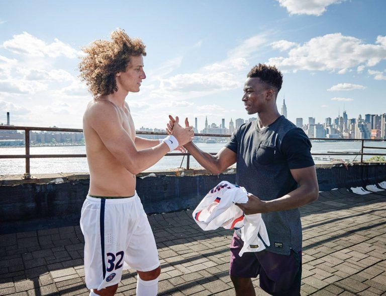 David Luiz : La MLS sera l'un des championnats les plus importants du monde
