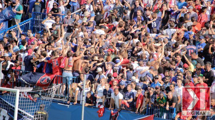 Photos Digikan PSG-Lyon au Trophée des Champions 2015 -61