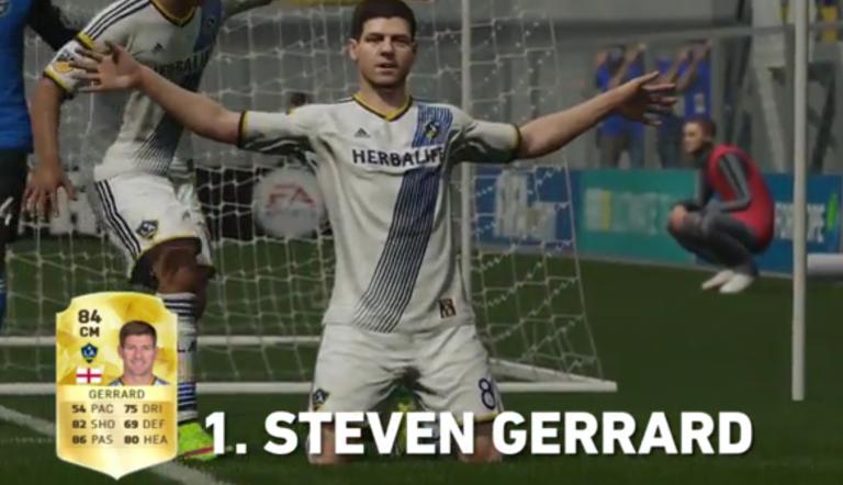Le Top 20 des joueurs en MLS dans le jeu FIFA 16