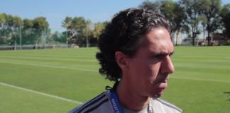 Mauro Biello Bernier Pre-Game Comments IMFC v Chicago