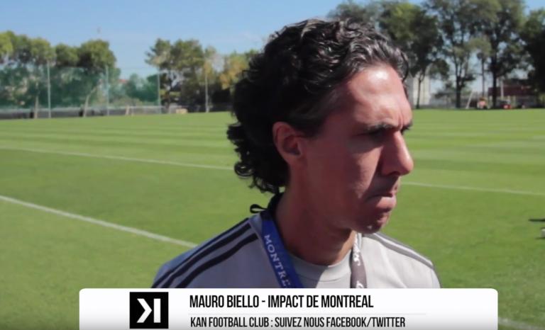 """Mauro Biello sur Drogba : """" Il n'a pas accepté le fait qu'il démarrait pas le match """""""