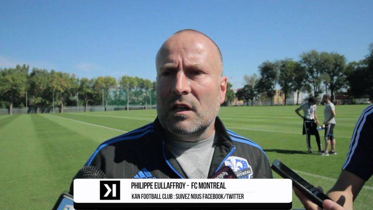 Philippe Eullaffroy : Bilan de la saison FC Montreal