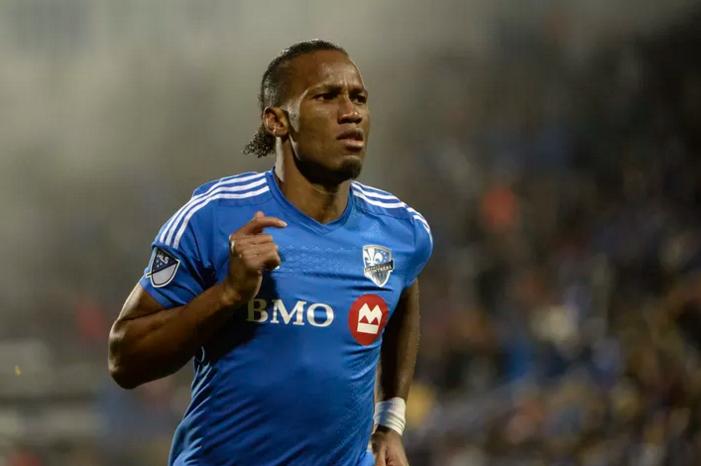 Les 10 solutions pour remplacer Didier Drogba à l'Impact de Montréal