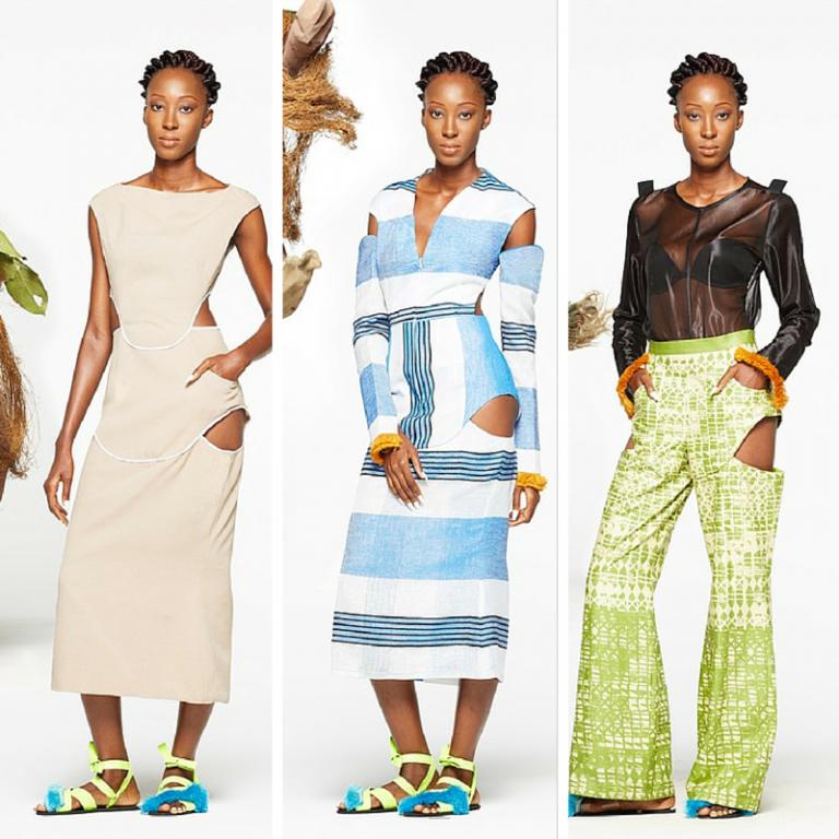 La designer ivoirienne Loza Maléombho dévoile sa collection d'été 2016 : atypique et inspirante.