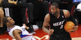 NBA - Flopping, l'art suspendu