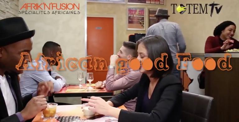 """Nouvelle web-série """"African Good Food"""" sur la restauration africaine"""