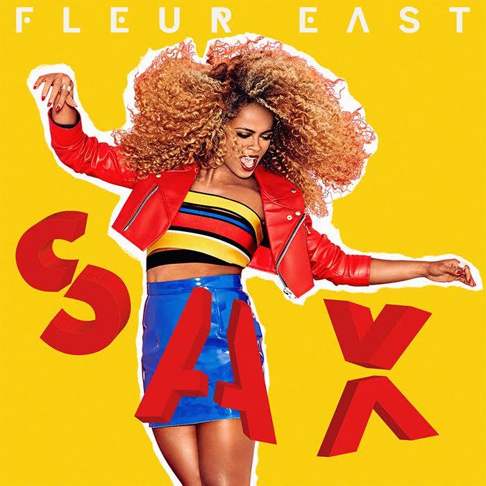 """Fleur East présente son 1er single """"SAX"""" en live X Factor"""
