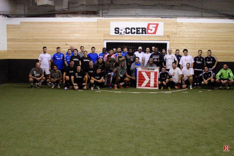 Succès du #Noeudvembre soccer pour la fondation PROCURE !