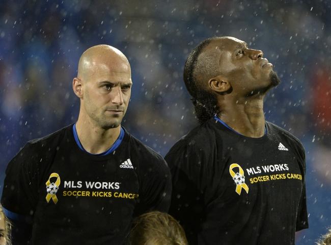 Trophées MLS - Ciman & Drogba en nomination comme Défenseur et Nouveau-venu de l'année