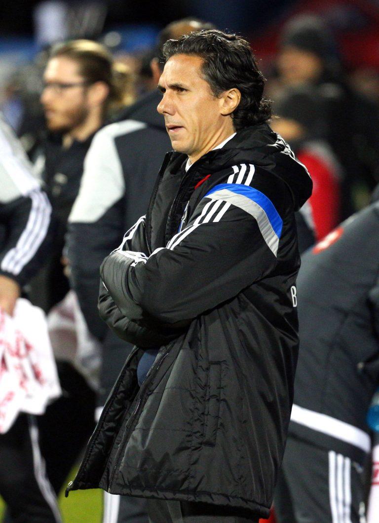 Impact: Mauro Biello veut revenir comme entraineur-chef