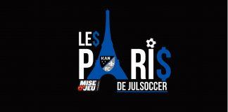 Les Paris de Julien - Logo