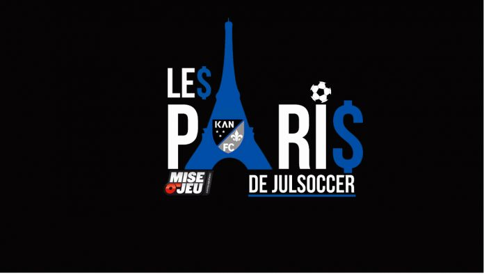 Les Paris de Julien - Logo