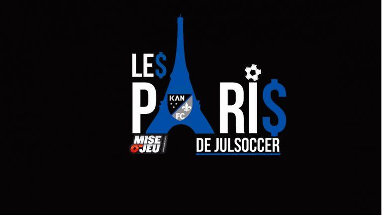 Les Paris de Julien: Le Retour de la Bundesliga