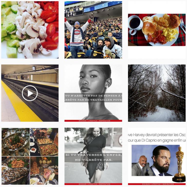 8 idées marketing sur Instagram pour les entreprises de Montréal