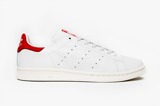 stan-smith rouge