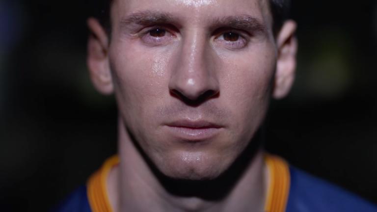 Regardez la pub inspirante de Lionel Messi pour Gatorade !