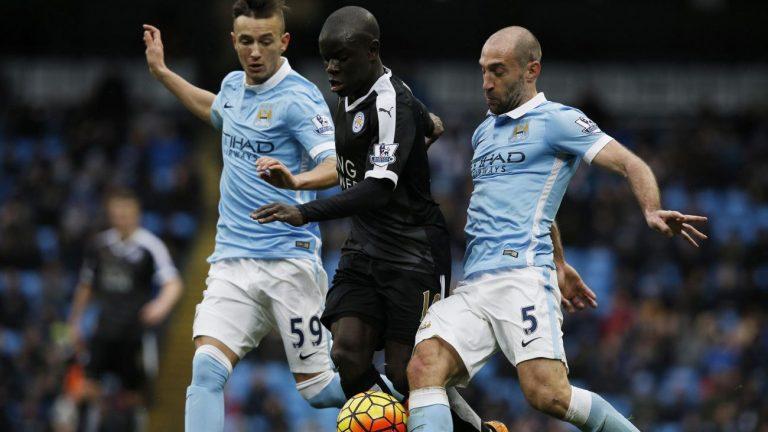 La déroute de Manchester City face à Leicester City FC