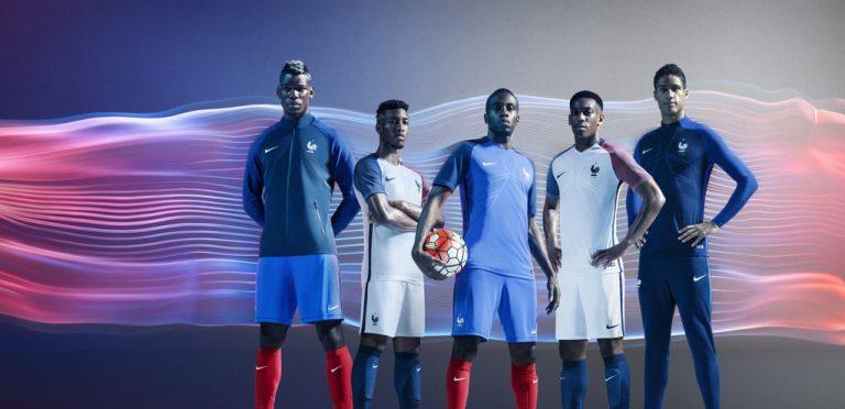 Nike copie-colle ses maillots pour l'Euro 2016