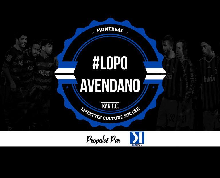 LopoAvendano 6: Séries de l'Impact contre le Crew