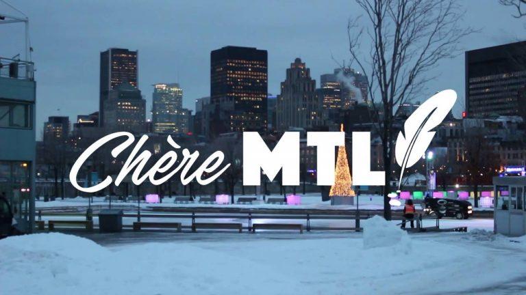 «Chère Montréal», la nouvelle websérie produite par DIGIKAN
