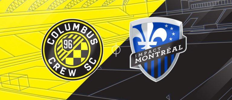 Les buts du 4-4 entre Impact de Montréal Columbus Crew (VIDÉO)