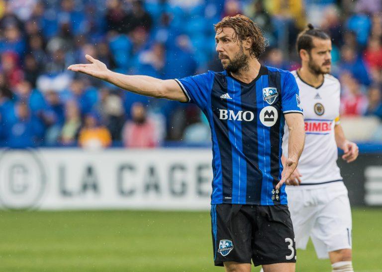 Impact de Montréal: Après 10 matchs, l'imprecision au milieu de terrain