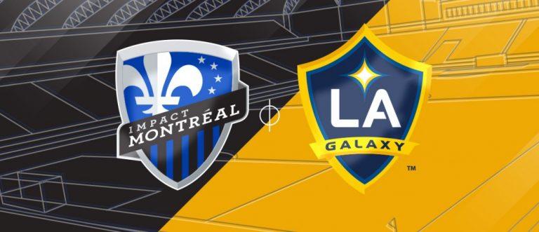 Les GIFs du match de l'Impact de Montréal contre le L.A. Galaxy.