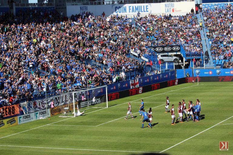 Gallery: Exclusive photos from Impact's draw with Colorado at Saputo stadium