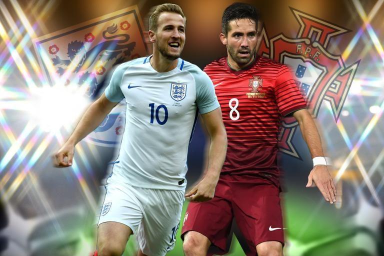 Angleterre 1 Portugal 0.  Résumé, faits saillants et humour.
