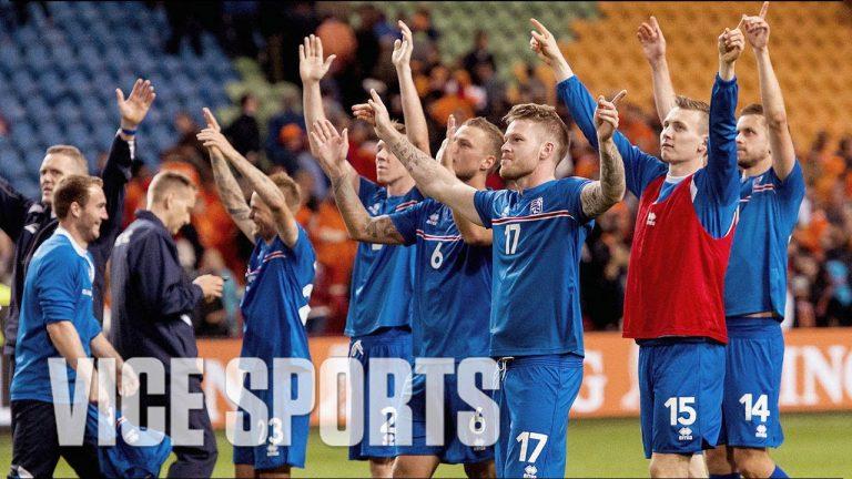 Comment l'Islande est devenue une nation de football