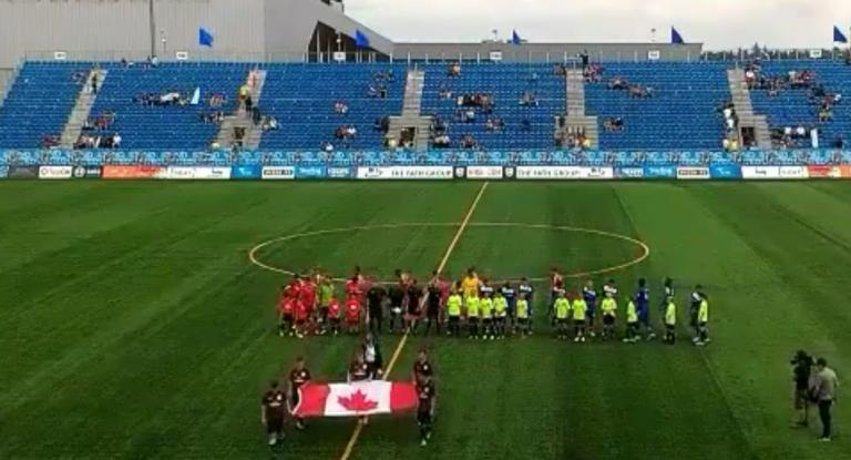 Immersion dans la NASL Canadienne : Ottawa Fury vs Fc Edmonton