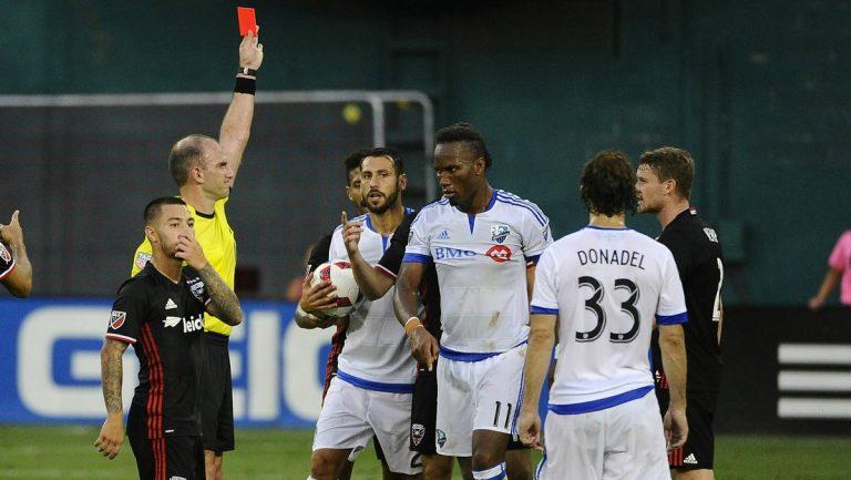 MLS : Didier Drogba injustement expulsé d'un match ?