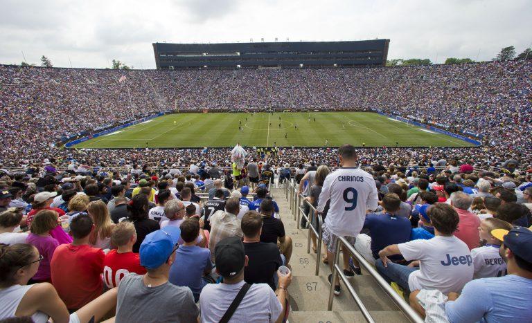 105 826 spectateurs au match Real Madrid – Chelsea !