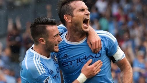 Attention, Frank Lampard et NYCFC sont en feu…