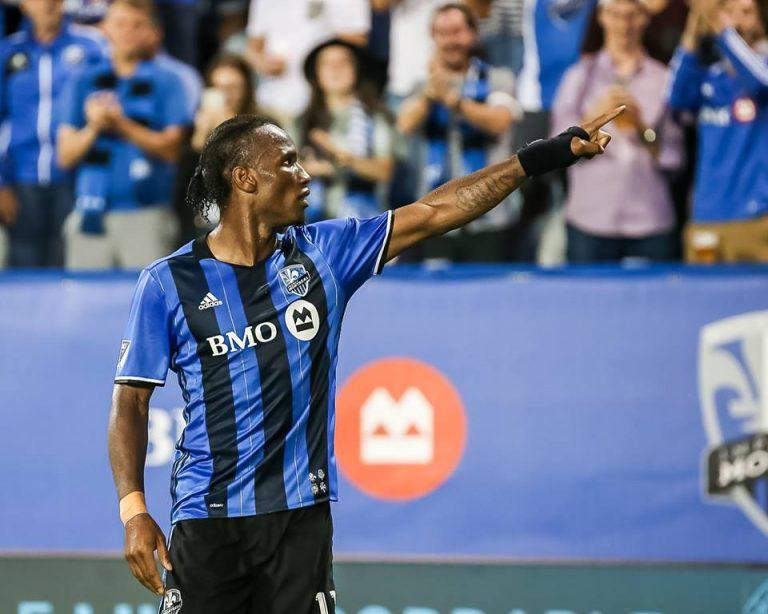 Impact de Montréal : Grand succès d'équipe marqué d'un triplé de Drogba