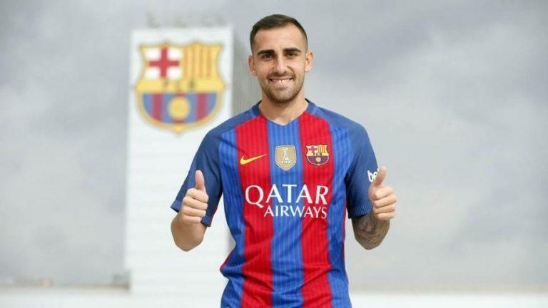 FC Barcelone : C'est officiel pour Paco Alcacer