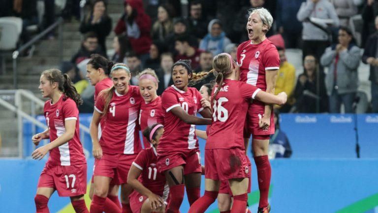 JO : Les Canadiennes en demi-finale, les Américaines éliminées!