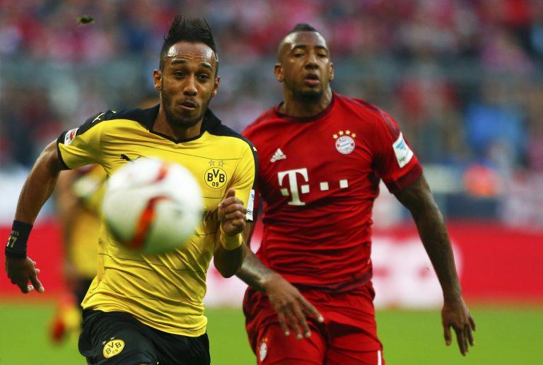 Aubameyang et Boateng, meilleurs joueurs de Bundesliga