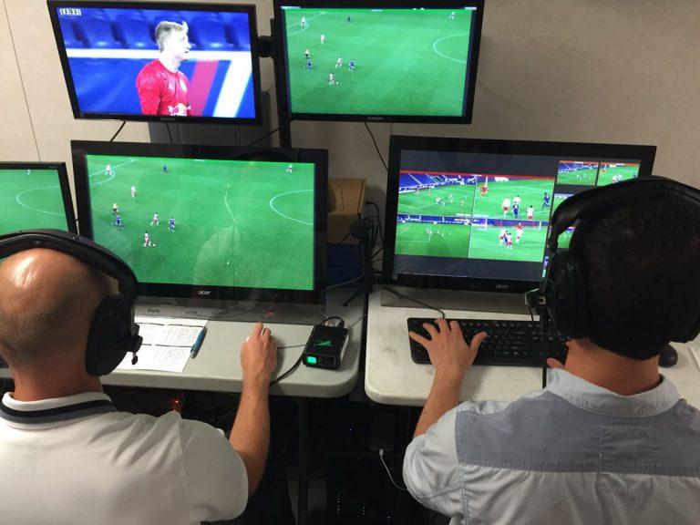Soccer : Premier usage de l'arbitrage vidéo aux États-Unis