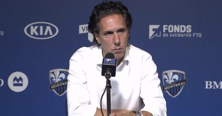 MLS – Mauro Biello: «  Nous devrons gérer le momentum »